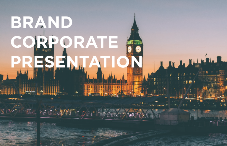 Giz Corporate Travel & Events Brand Presentation